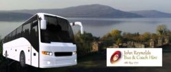 John Reynolds bus hire leitrim West of Ireland