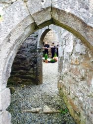 Creevylea Abbey Leitrim Ireland