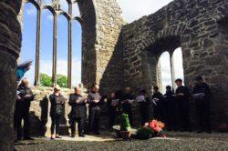 Creevylea Abbey Leitrim Ireland Holiday