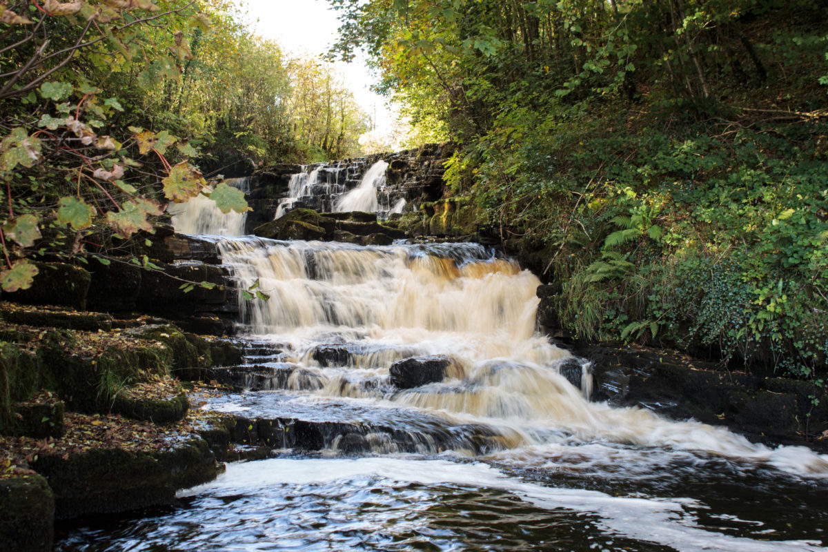 Poll An Eas Waterfall Leitrim Tourism Network