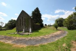 Abbeyderg Monastery Longford