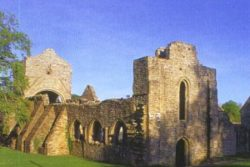 Boyle Abbey Roscommon Ireland West of Ireland