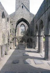 Sligo Abbey Leitrim