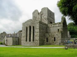 Boyle Abbey Roscommon Ireland
