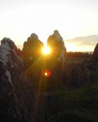 Tullyskeherney Archaeology Site Leitrim